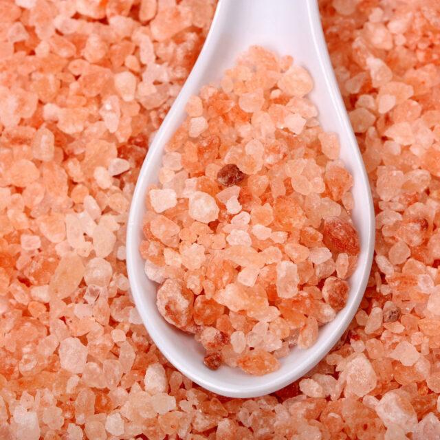 Himalayan Pink Salt 100g - 1000g Pure Naturally Organic Food Grade Coarse Salt - Dark